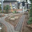 線路の敷設完成
